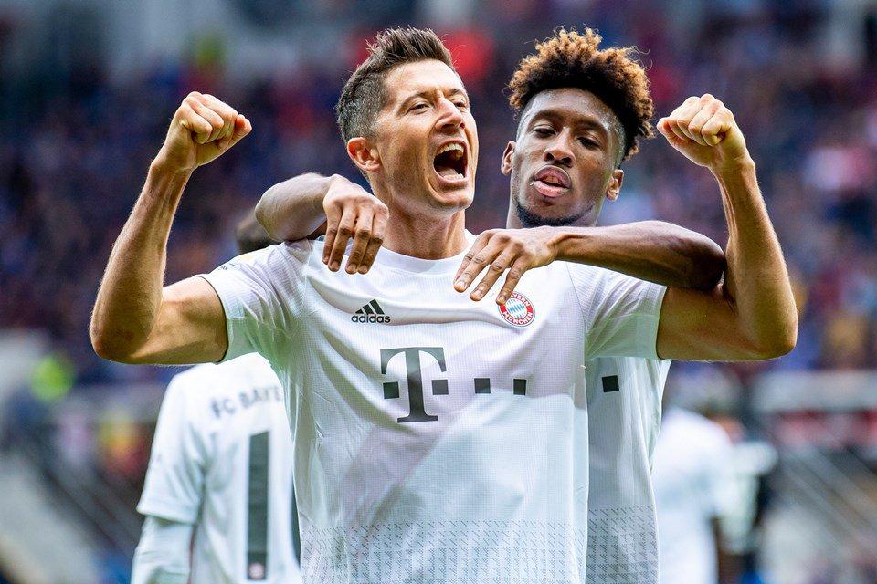 Resultado de imagem para Leipzig perde partida e liderança; Bayern aproveita