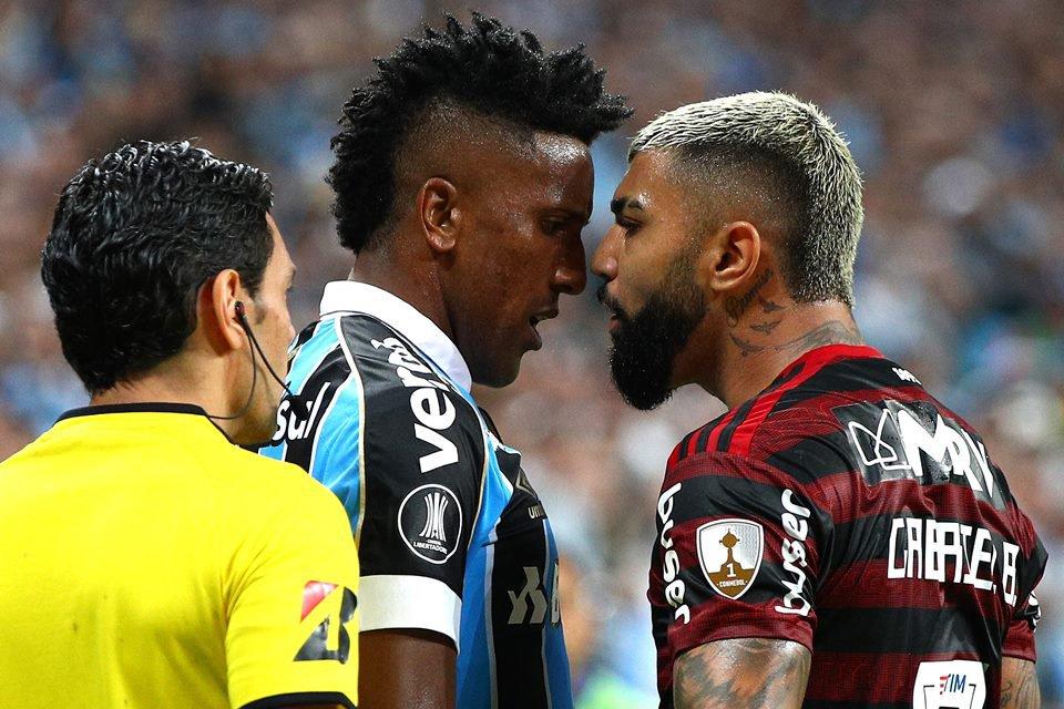 Grêmio E Flamengo Ficam No Empate Em Primeiro Jogo Da Semifinal