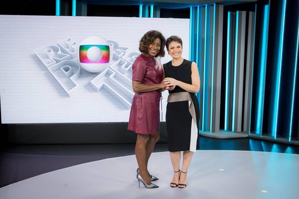 Gloria Maria E Sandra Annemberg Falam Sobre Estreia No Globo