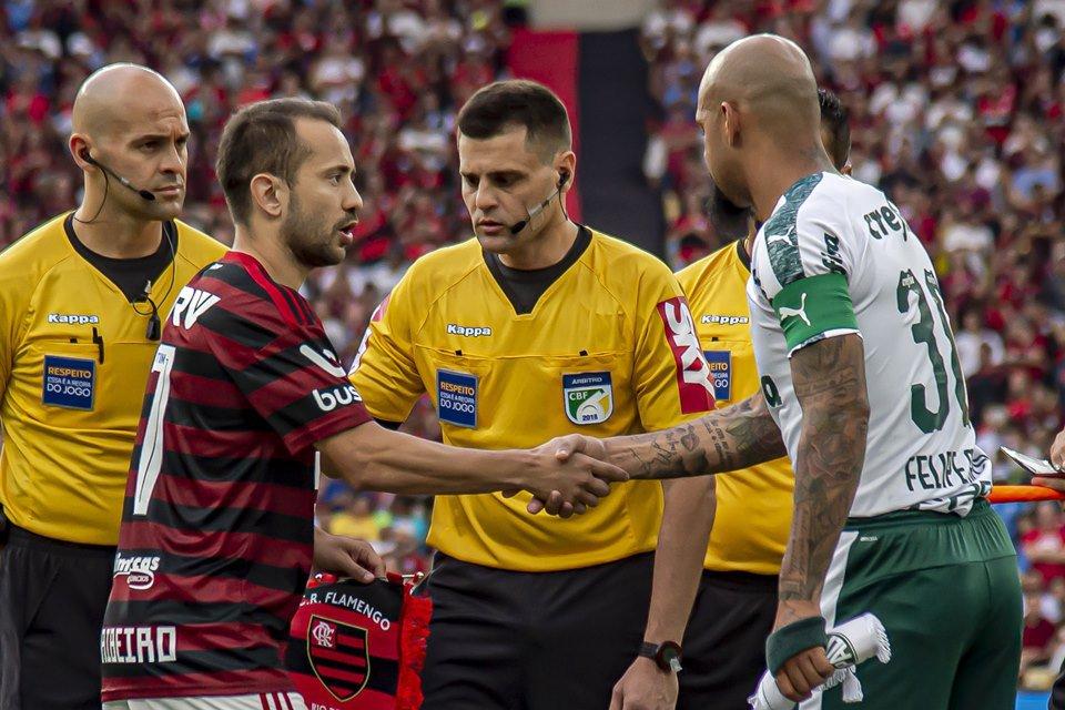 Vale Taça Próximos Jogos De Flamengo E Palmeiras No Brasileirão