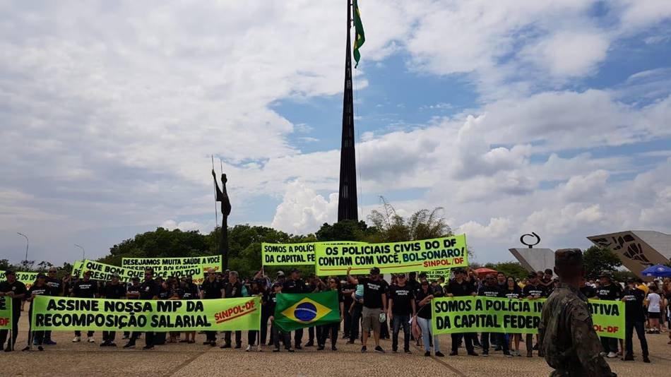 Sinpol/Divulgação