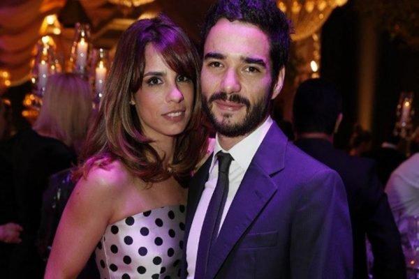 Maria Ribeiro e Caio Blat