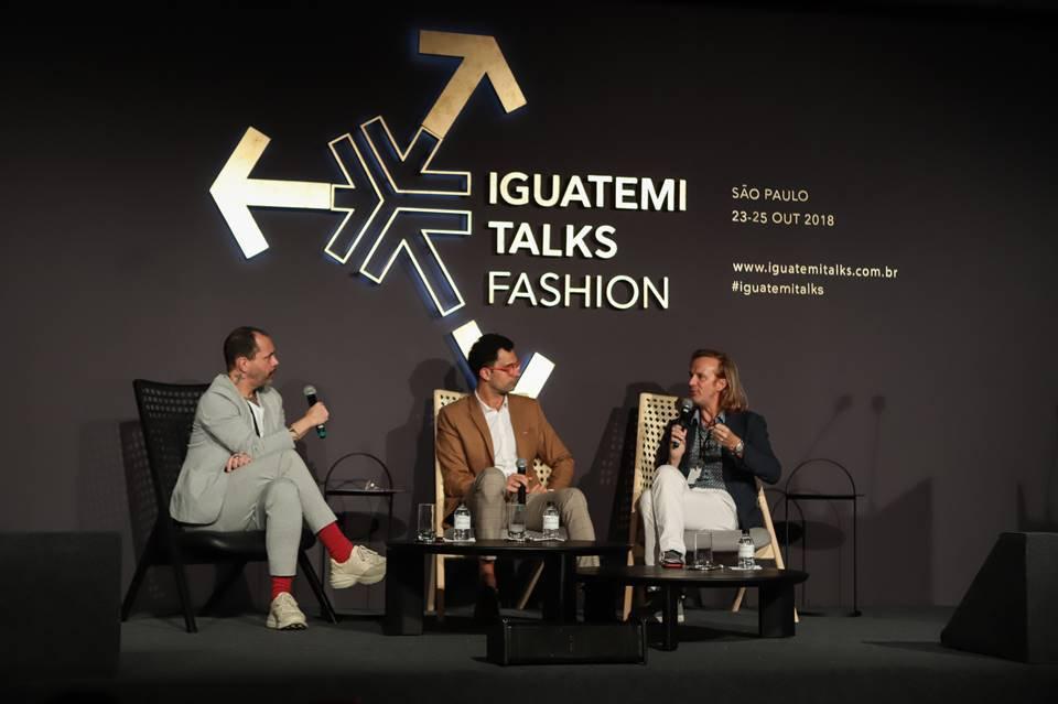 Divulgação/Iguatemi Talks Fashion