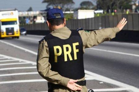 Ação da Polícia Rodoviária Federal