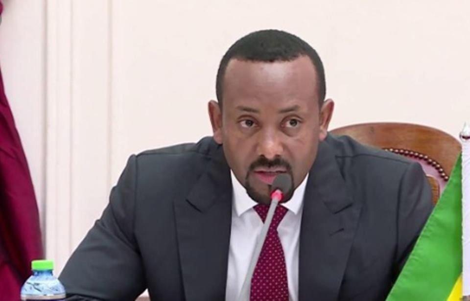 Resultado de imagem para Primeiro ministro da Etiópia recebe Prêmio Nobel da Paz