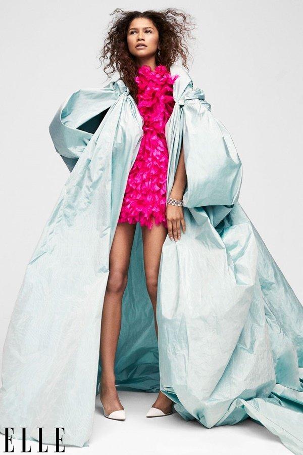 Zoey Grossman/Reprodução/Elle US