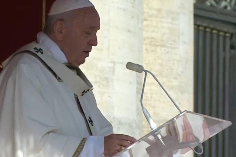 Reprodução/TV Vaticano