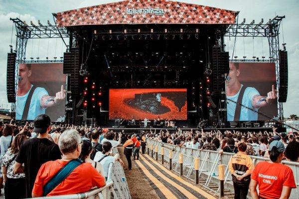 Edição 2019 do festival Lollapalooza