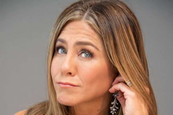 Transtorno? Jennifer Aniston diz comer uma batata frita quando está ansiosa
