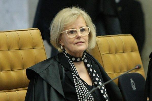 Ministra do Supremo Tribunal Federal (STF) Rosa Weber
