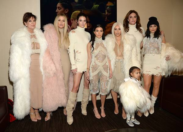 Kevin Mazur/Getty Images for Yeezy Season 3 via Getty Images