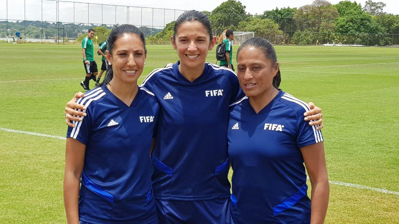 Mundial Sub-17: árbitras superam barreiras na profissão - Metrópoles