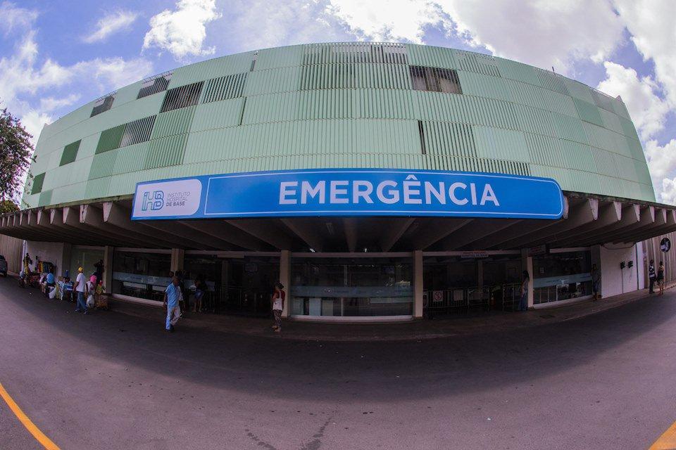 Emergência do Hospital de Base