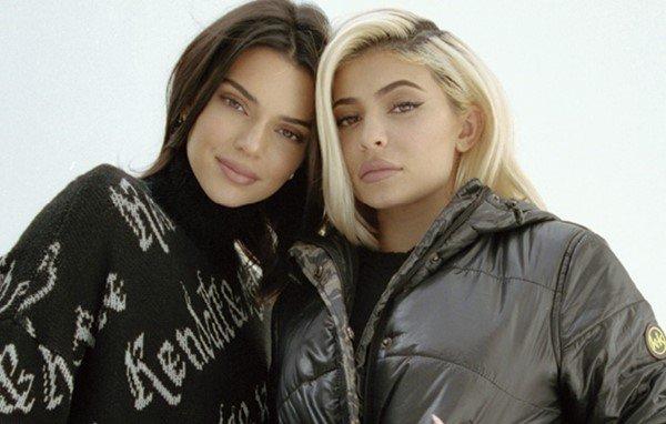 Reprodução/AS x Kendall + Kylie