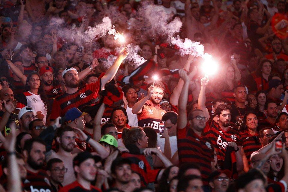 Flamengo lidera índice de popularidade nas redes sociais; compare