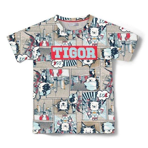 Reprodução/Tigor T. Tigre