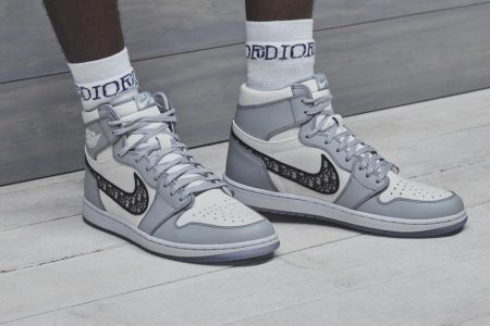 Nike e Dior