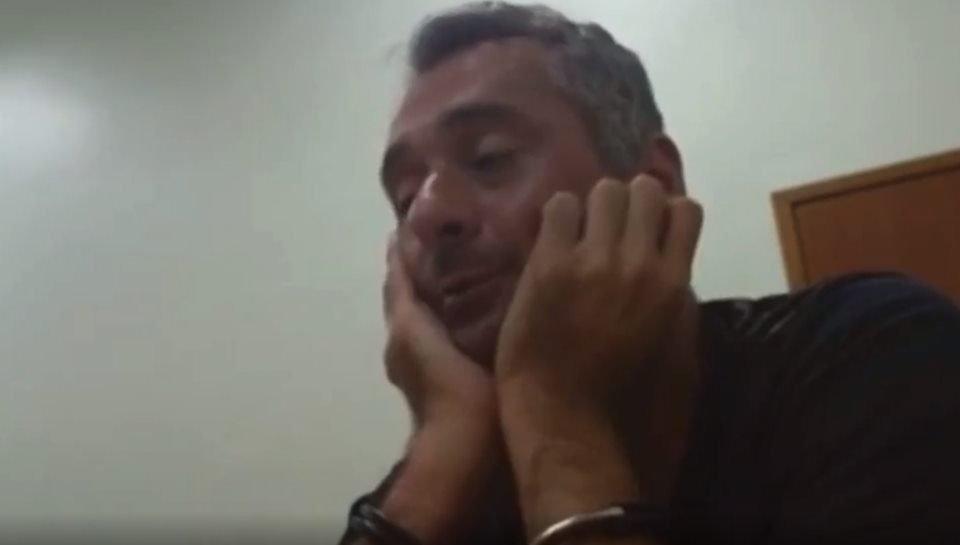 Resultado de imagem para paulo osorio pai preso