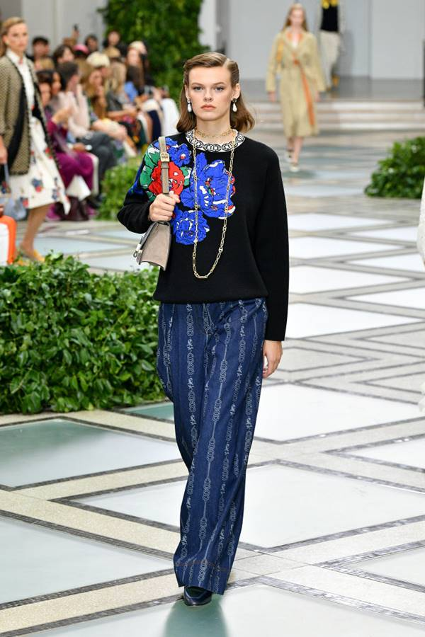 Slaven Vlasic/Getty Images for Tory Burch