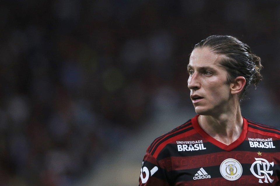 Filipe Luís Pode Desfalcar O Flamengo No Mundial De Clubes