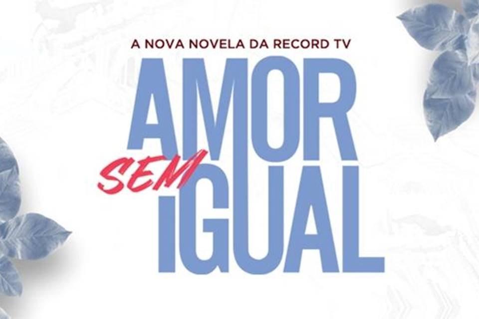 Cena usada como abertura da novela Amor sem igual