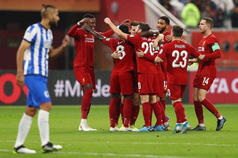 Liverpool Bate O Monterrey E Pega O Flamengo Na Final Do Mundial