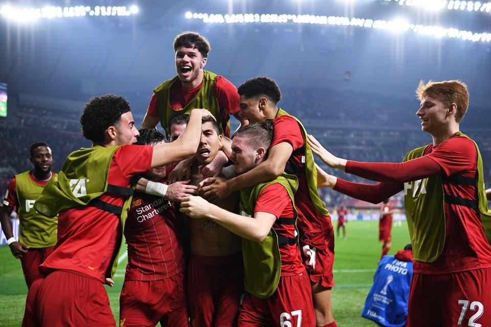A Quarta é A Vera Liverpool Vence Mundial Inédito Sobre