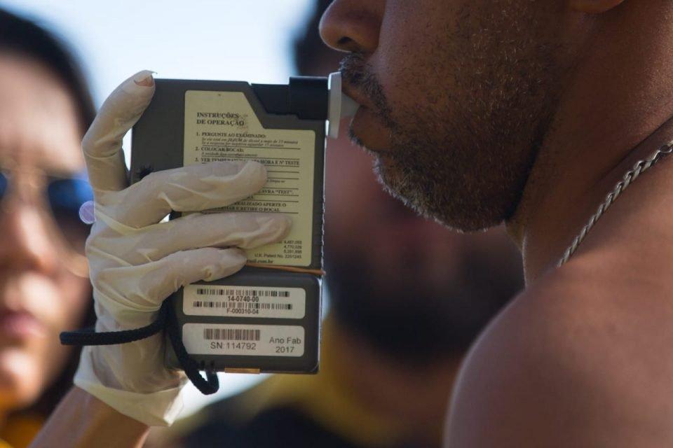 Ano Novo 181 Motoristas Foram Flagrados Dirigindo Bêbados No Df