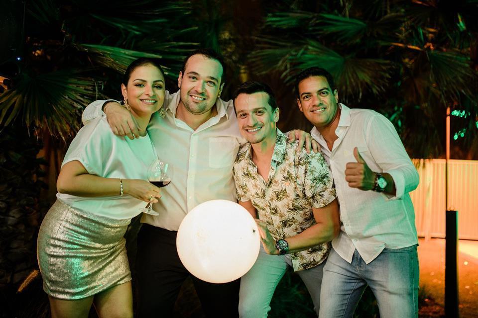 Bruno Pimentel e equipe