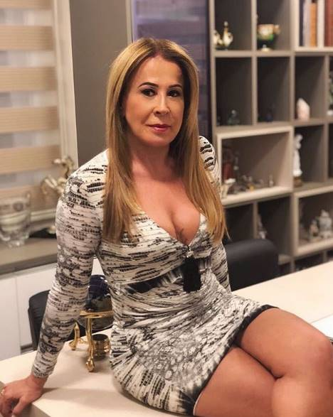 Zilu é ex-mulher de Zezé Di Camargo