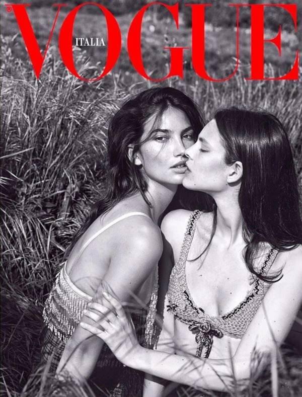 Reprodução/Vogue Italia