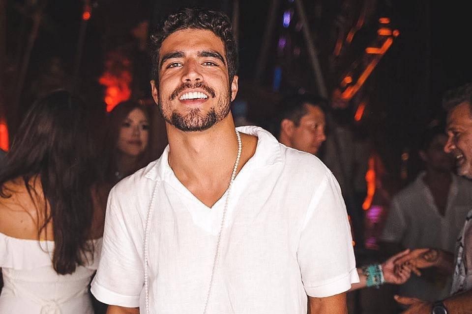 Caio Castro está estudando libras. | JOÃO BIOTT