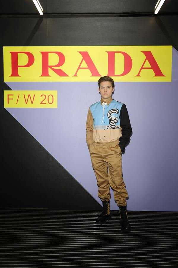 Vittorio Zunino Celotto/Getty Images for Prada