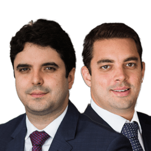 Murilo Jacoby Fernandes e Victor Scholze