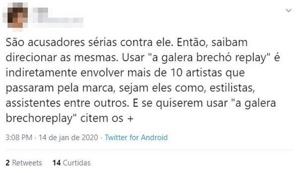 Twitter/Reprodução