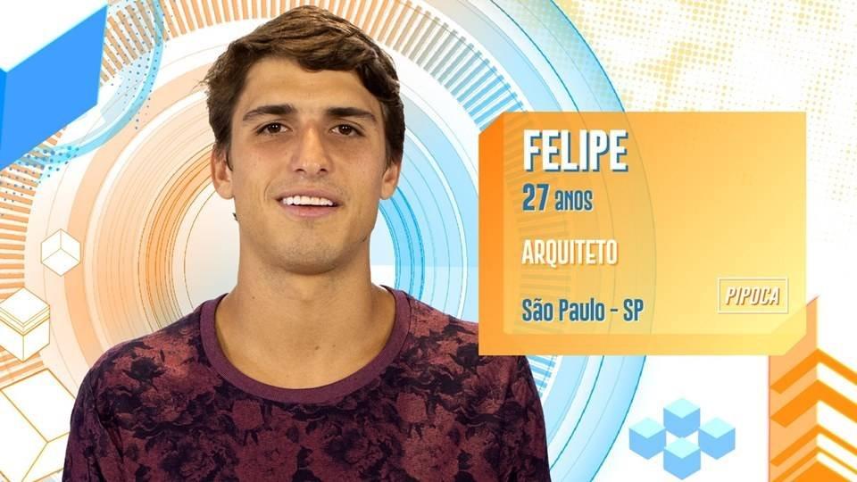 Felipe Prior no BBB20