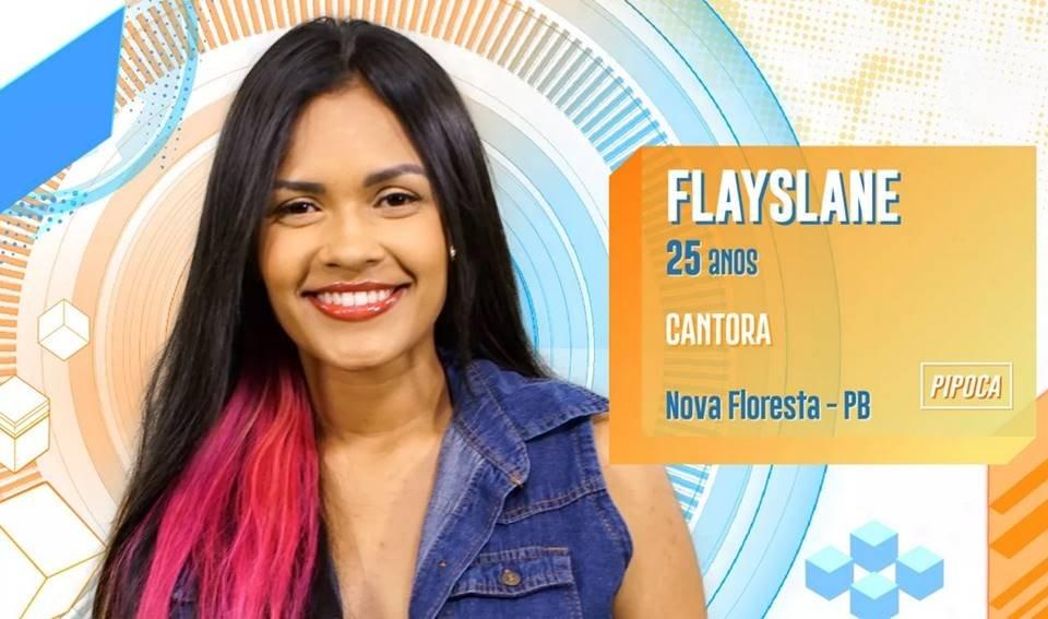Flayslane no BBB20