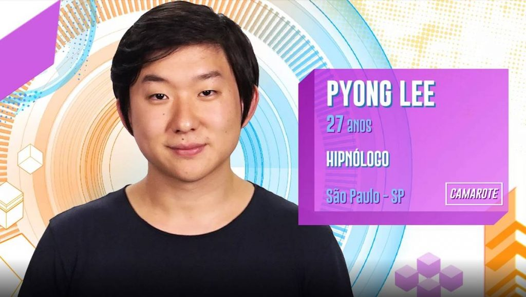 Pyong Lee no BBB20