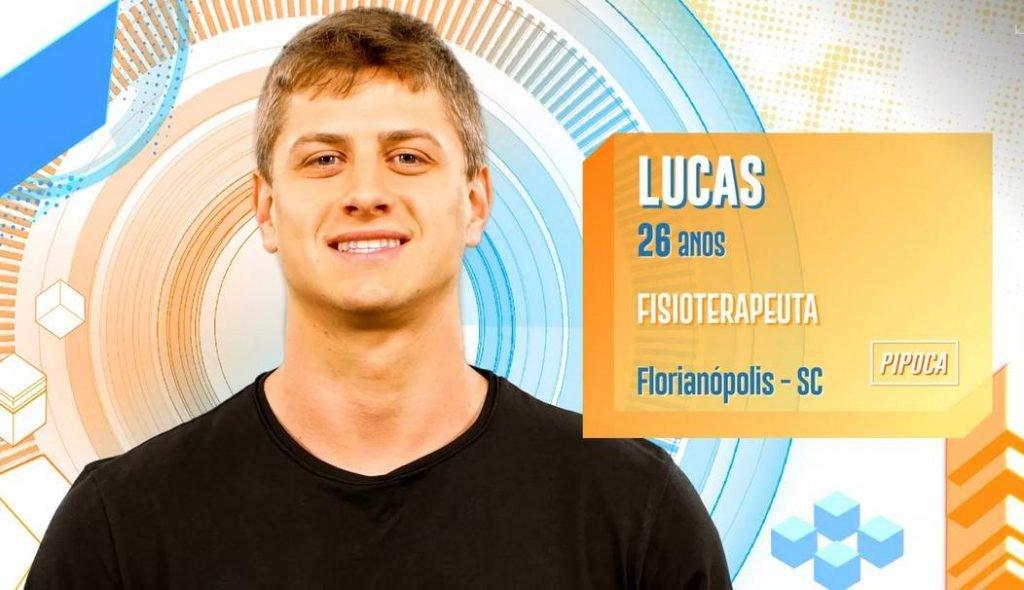 Lucas Gallina no BBB20