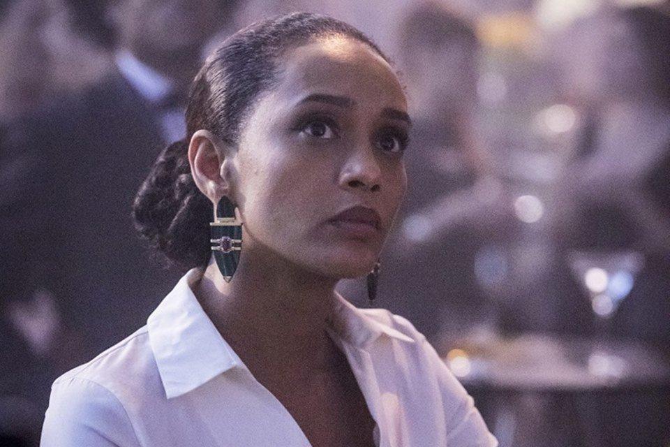 Taís Araújo como Vitória em Amor de Mãe