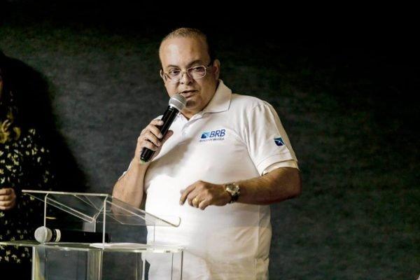 Governador Ibaneis Rocha (MDB) disse que número de casos de coronavírus no DF está abaixo do esperado