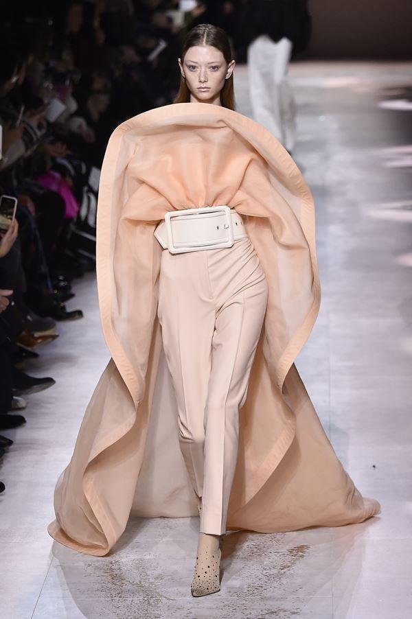 Desfile da Givenchy