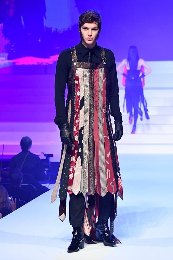 Desfile Jean Paul Gaultier