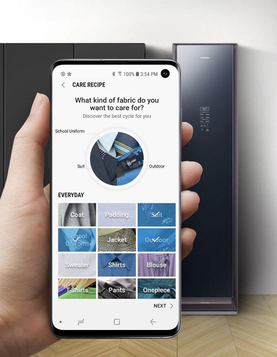 Samsung UK/Reprodução