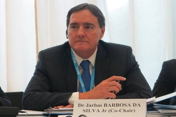 Jarbas Barbosa, da OPAS