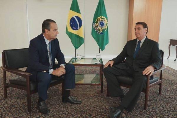 Bolsonaro e Malafaia