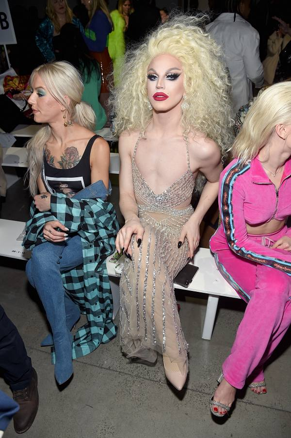 Jamie McCarthy/Getty Images for NYFW: The Shows