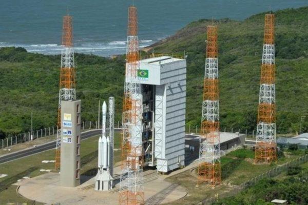 Centro Espacial de Alcântara, no Maranhão