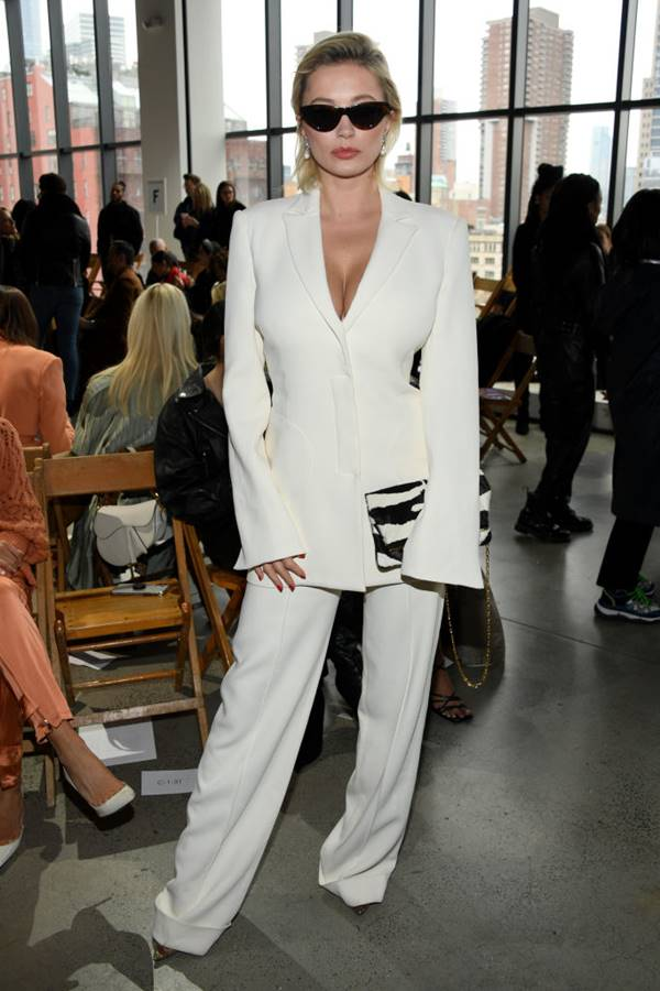 Dimitrios Kambouris/Getty Images for NYFW: The Shows