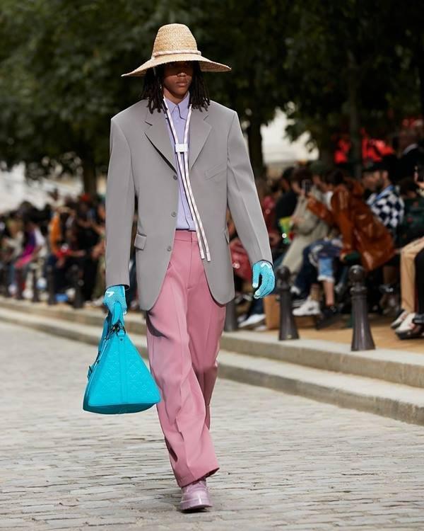 Desfile da Louis Vuitton
